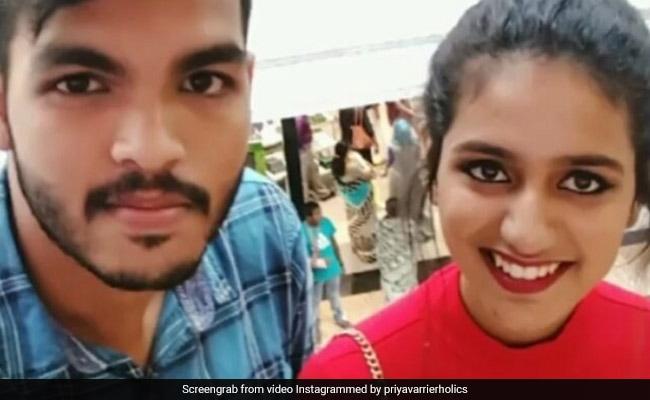 Priya Prakash Varrier: इंटरनेट सनसनी का नया वीडियो हुआ वायरल, शॉपिंग मॉल में कुछ ऐसे आईं नजर