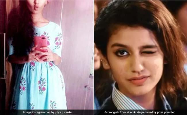 Priya Prakash फिर हुईं वायरल, आंख मारने और बंदूक चलाने के बाद अब किया ये