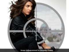 Priyanka Chopra Is Unaware Of Hidden Enemies In <i>Quantico</i> Poster