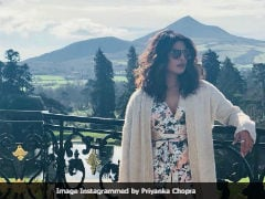Priyanka Chopra Has Been Very Busy In Ireland. See Pics