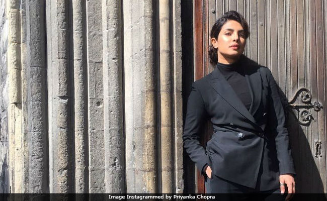 Priyanka Chopras Quantico Countdown Begins With These Pics