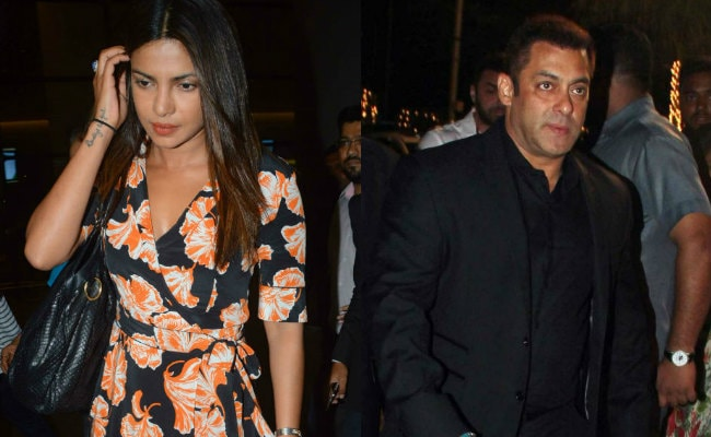Confirmed: Priyanka Chopra Is Salman Khan's Bharat Co-Star. The Stars Have Aligned