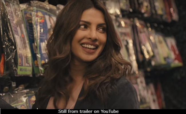 Twitter Hails Priyanka Chopra's Blink-And-Miss Appearance In A Kid Like Jake Trailer