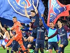 Paris Saint-Germain Secure Ligue 1 Title After 7-1 Win Over Monaco