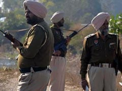 6 Men Detained At Train Station In Punjab, Weapons Found: Police