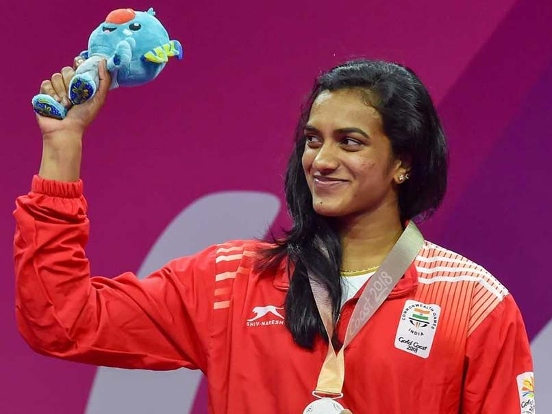 "PV Sindhu ""Ready To Roar"" As She Prepares For Her Next Challenge"