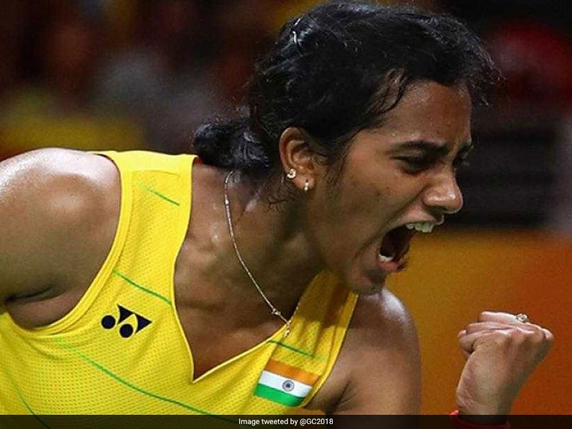 Commonwealth Games 2018: PV Sindhu Asserts Pressure Of ...