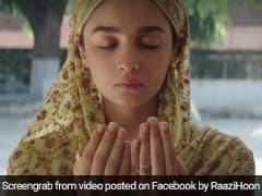 'Raazi' Trailer: आलिया भट्ट दिखीं शातिर जासूस के किरदार में, सादगी से कर रहीं हैरान