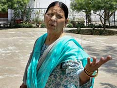 Lalu Yadav's Life In Danger, Claims Wife Rabri Devi