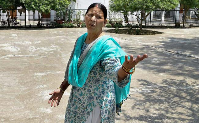 Security Pulled, Rabri Devi Says 'Conspiracy' To Kill Lalu Yadav, Family