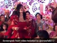 VIDEO: फिर वायरल हुआ Radhe Maa का डांस, उनको देख झूमने लगे भक्त