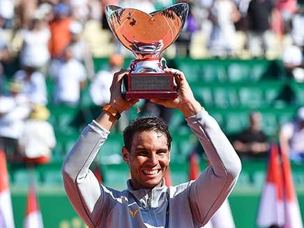 Rafael Nadal Swats Aside Kei Nishikori To Seal 11th Monte Carlo Crown