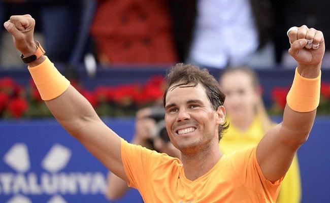 स्पेनिश स्टार राफेल नडाल ने 11वीं बार जीता बार्सिलोना ओपन खिताब