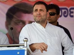 Minister Wants A Promise From Rahul Gandhi After Mark Zuckerberg's Sorry