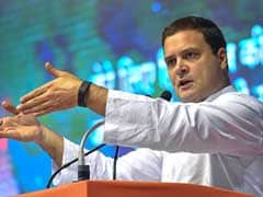 After Flight Scare, Team Rahul Gandhi Alleges