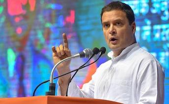 राहुल गांधी के विमान में आई तकनीकी गड़बड़ी के पीछे साजिश का शक