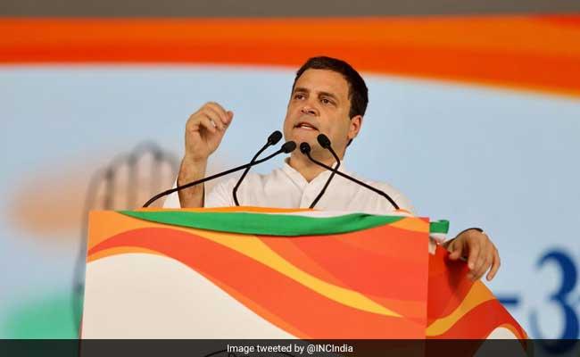 राहुल की खुर्शीद को नसीहत : जब पार्टी आरएसएस के खिलाफ लड़ रही है तो मिलकर प्रयास करना होगा