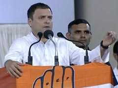 Rahul Gandhi Targets Government Over Farm Loan Waiver