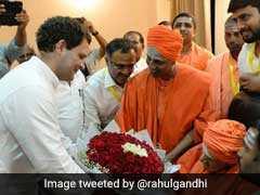 In Poll-Bound Karnataka, Competitive Politics By Congress, BJP Over Lingayats
