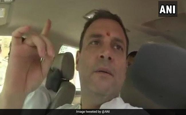 संसद में 15 मिनट भाषण देने को मिल जाए, पीएम मोदी खड़े नहीं हो पाएंगे : राहुल गांधी