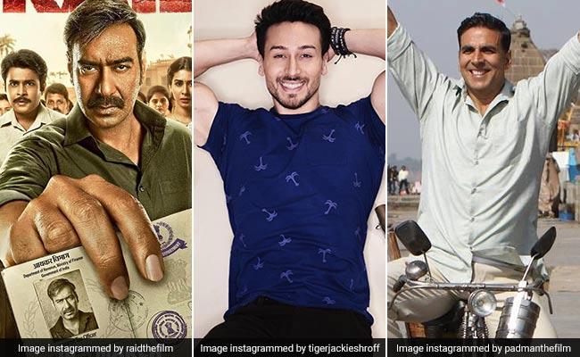Baaghi 2 के आगे टिक न पाई Raid और PadMan, टाइगर श्रॉफ ने दी इन दो सुपरस्टार्स की फिल्मों को शिकस्त