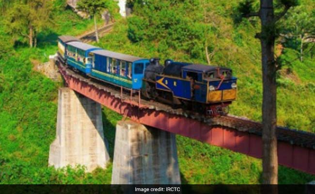 IRCTC Offers Enticing Packages Of Nilgiri Mountain Railway. Images Here