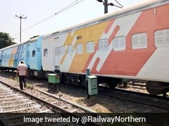 Select Trains Sport A Different Look. Check Out New Colour Schemes