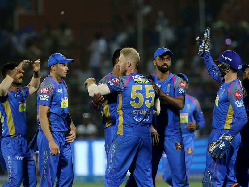Struggling Royals take on confident Mumbai