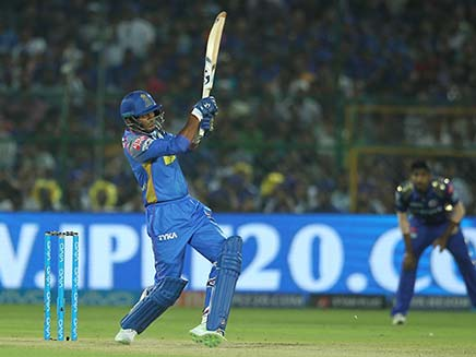 IPL 2018 Rajasthan Royals vs Mumbai Highlights: Rajasthan Beat Mumbai By Three Wickets In A Nail-Biter