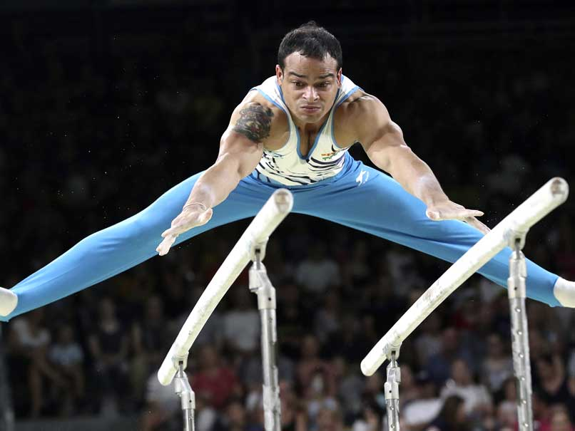 2018 Commonwealth Games: Yogeshwar Singh, Rakesh Patra In Finals Of Artistic Gymnastics
