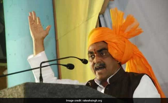 BJP Lawmaker Rakesh Singh Appointed Party's Madhya Pradesh Unit Chief