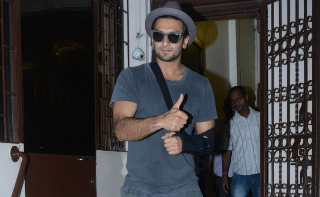 So What If Ranveer Singh Can't Perform At Indian Premier League, He Will 'Come Back Stronger'