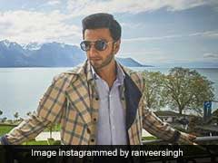 Ranveer Singh Is Making Us Want To Take A Very Cold, Very Stylish Vacay