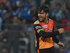 Watch: Rashid Khan