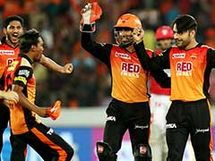 IPL 2018: Rashid Khan Shines As SunRisers Hyderabad Pull Off Low-Scoring Thriller vs Punjab