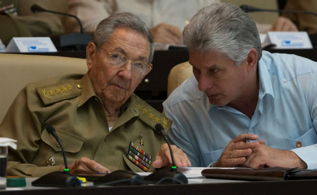 For The First Time Since 1959, Cuba's Leader Won't Be Named Castro