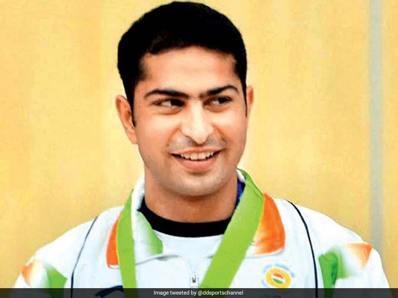 Commonwealth Games 2018: Ravi Kumar Shoots Bronze In Mens 10m Air Rifle