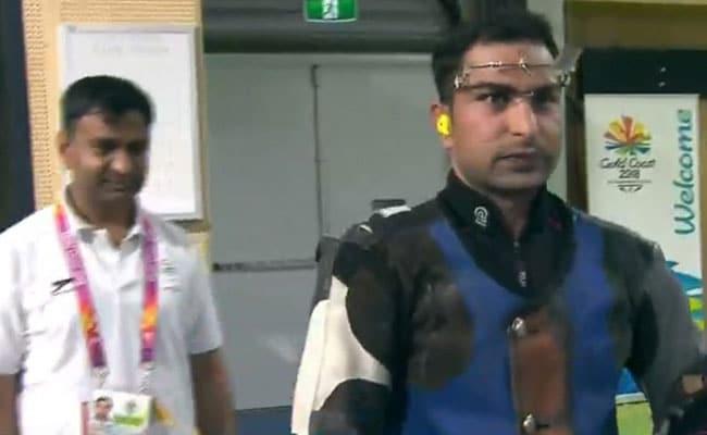 CWG 2018,शूटिंग: रवि कुमार ने 10 मी. एयर राइफल में दिलाया कांस्य