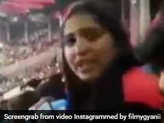 IPL 2018: धोनी ने लगाया छक्का तो लड़की बनी RCB से CSK की फैन, वीडियो हुआ वायरल