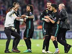 Champions League: Marco Asensio, Marcelo Score As Real Madrid Beat Bayern Munich 2-1
