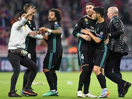 Champions League: Marco Asensio, Marcelo Score As Real Madrid Beat Bayern Munich 2-1