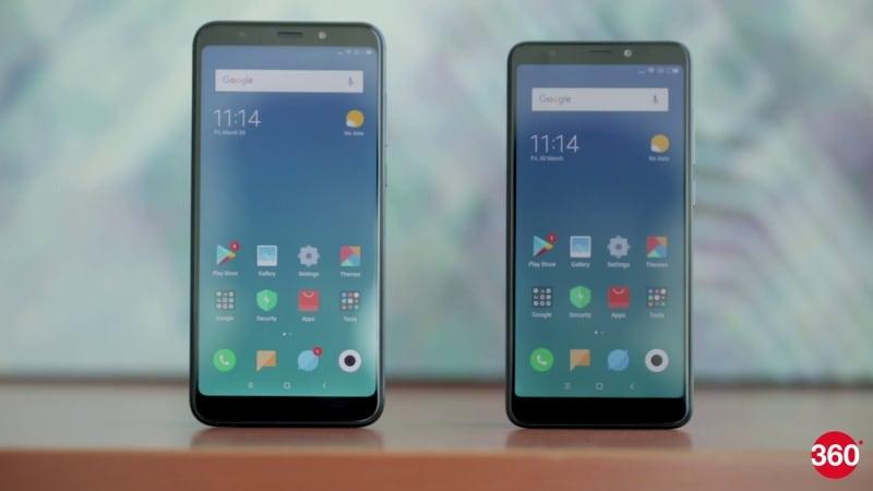 Xiaomi Redmi 5 और Redmi Note 5 में कौन सा स्मार्टफोन है ज़्यादा फायदे का सौदा...