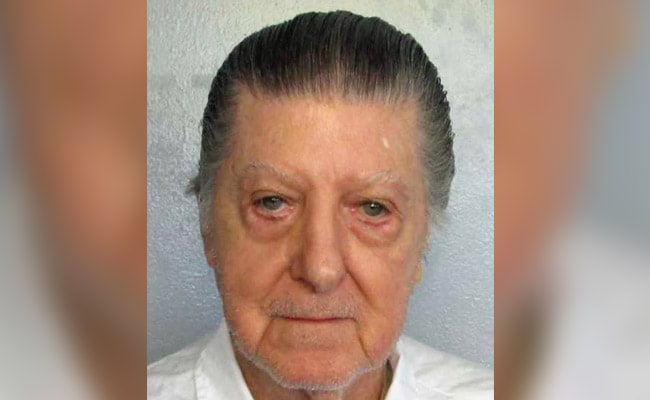 Alabama Executes Inmate, 83, Oldest In Modern US History