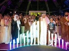 Saudi Arabia's Grand Entertainment Resort, Twice As Big As Disney World