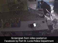 Instant Karma: Burglar Hits His Head, Drops Cash Register While Fleeing