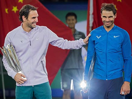 Rafael Nadal Takes A Dig At Roger Federer For Missing Clay-Court Season