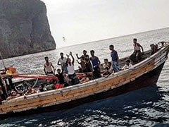 Boat Carrying Rohingya From Myanmar Arrives In Malaysia