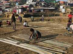 Rohingya Families, Torn Apart By Violence, Keep Contact By Letter