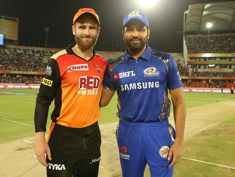 MI vs SRH: Head-to-head, Playing XI and other interesting stats