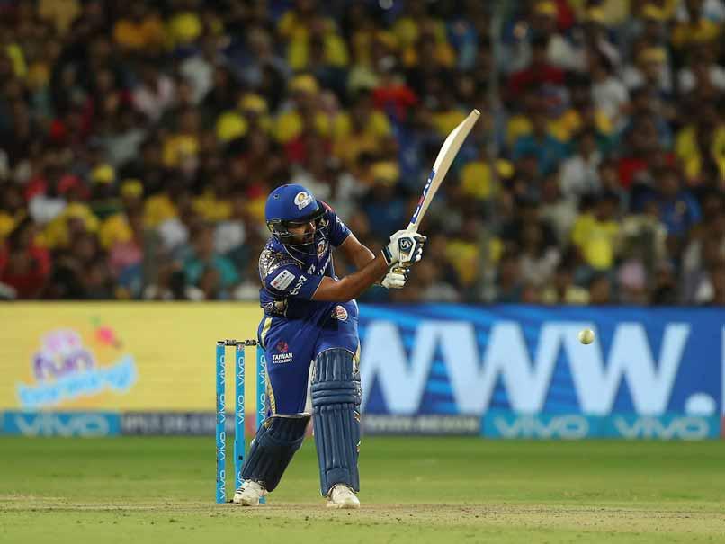IPL 2018: Rohit Sharma, Evin Lewis Keep Mumbai Indians